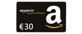30 € Amazon Gutschein - goodie
